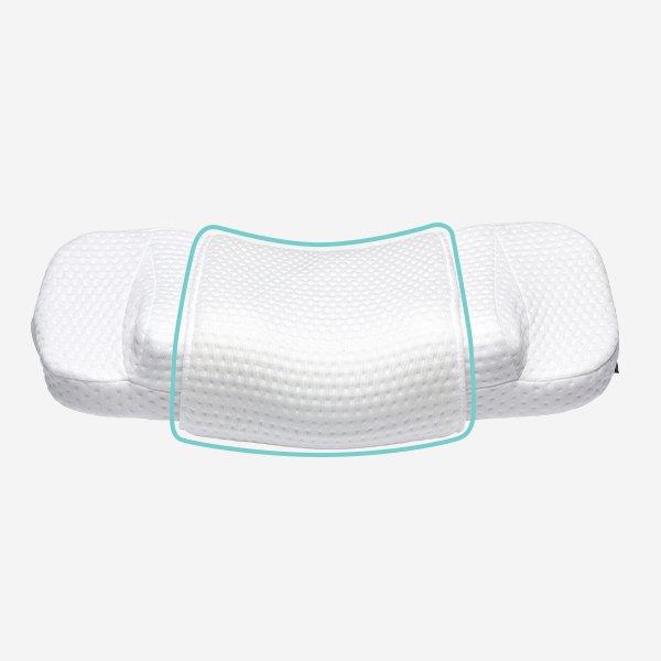 [제스파] MP-ZP2360 수면참견 베개 안마기(포근패턴) 이미지